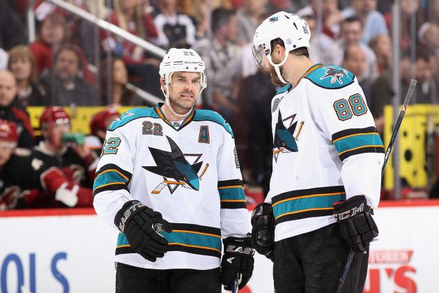 San Jose Sharks: Predicting the 2012-13 Starting Lines on Defense