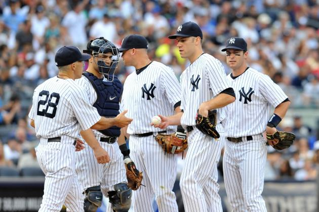 8 AL East Pitchers New York Yankees Must Light Up to Hold onto Division Lead