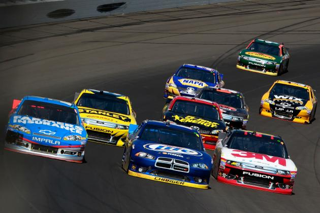 NASCAR Power Rankings: Top 20 Drivers Coming out of Michigan
