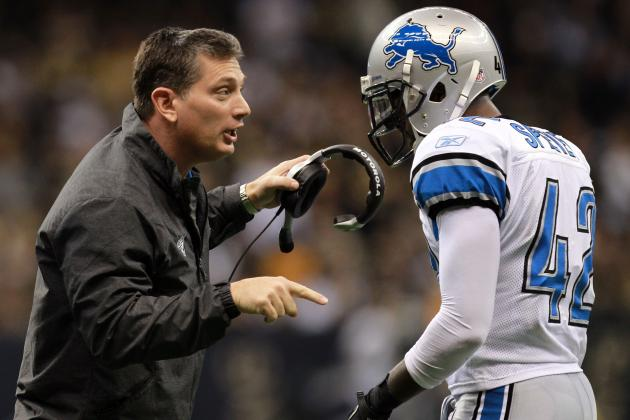 5 Detroit Lions Who Don't Deserve a Starting Job