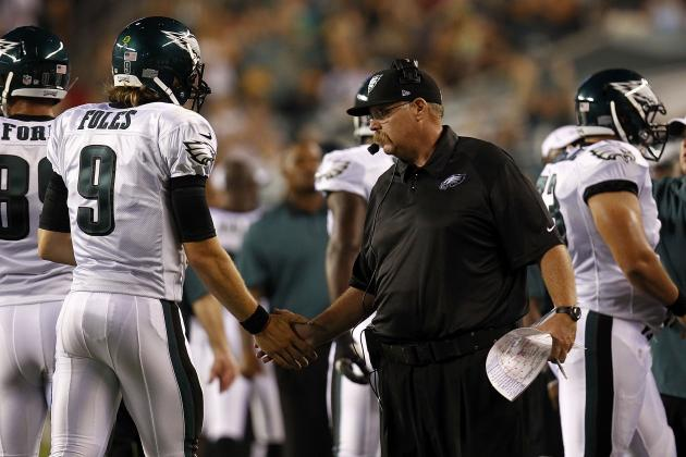 Stock Up, Stock Down for Every Eagles' Positional Unit This Preseason