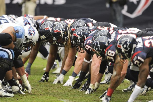 Projecting the Houston Texans' Final 53-Man Roster After Preseason Week 2