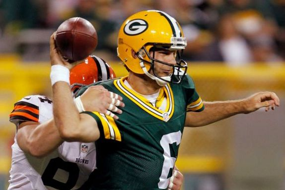 Green Bay Packers: Who Should Replace Graham Harrell at Backup Quarterback?