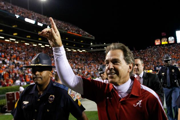 Alabama Football: Why Michigan Won't Even Make Crimson Tide Break a Sweat
