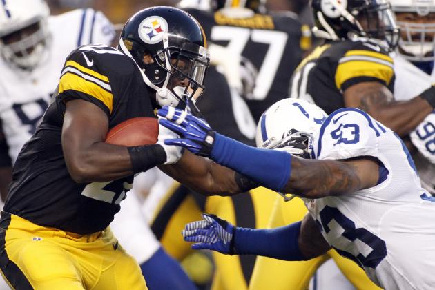Colts vs Steelers: Pittsburgh's Biggest Winners & Losers from Preseason Week 2