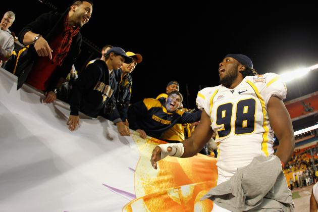 West Virginia Football: What You Need to Know About Mountaineers DT Will Clarke
