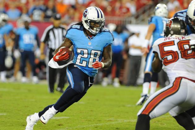 Fantasy Football 2012: Preseason Stock Report