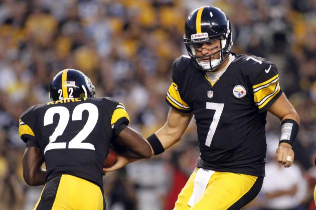 Projecting the Pittsburgh Steelers' Final 53-Man Roster After Preseason Week 2
