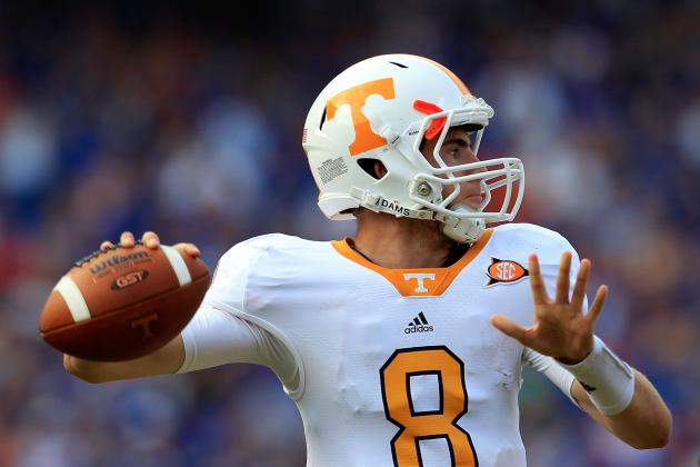 Tennessee Football: Why Tyler Bray's Behavioral Issues Are Cause for Concern