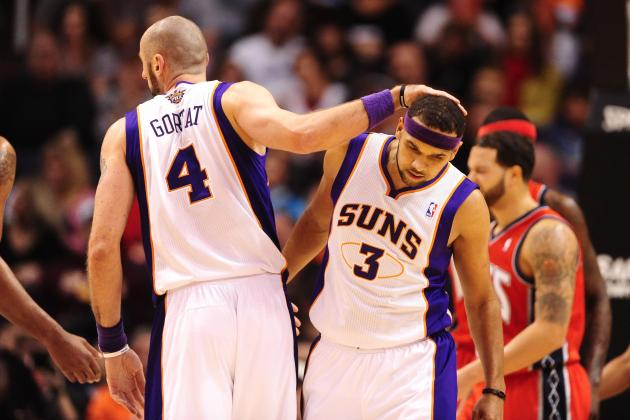 5 Sneaky-Good Situational Lineups for the Phoenix Suns in 2012-13