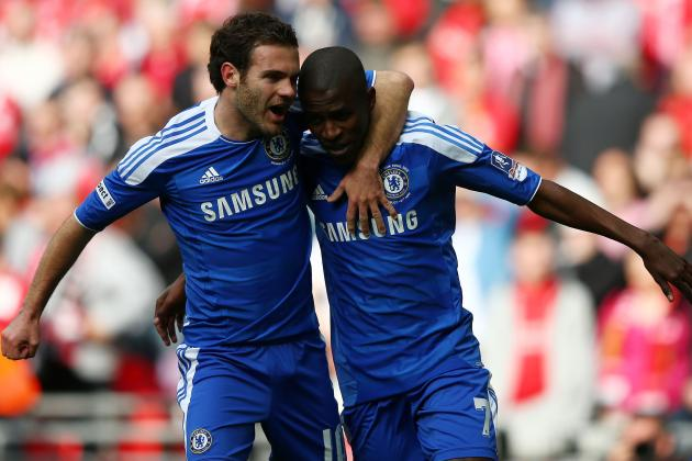 Chelsea vs. Reading: Picking the Ideal Blues Starting XI to Rip the Royals Apart