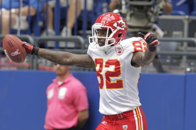 How Dwayne Bowe's Return Helps Kansas City Chiefs