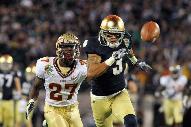 Notre Dame Football: 5 Players Who Will Decide Fighting Irish's Season
