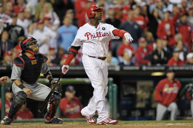 Philadelphia Phillies: 25 Best Home-Run Bashers in Franchise History