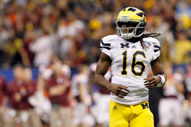 Michigan Football: 5 Players Who Will Decide Wolverines Season