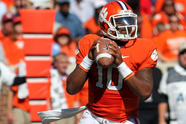 ACC Football: Power Ranking the Conference's Quarterbacks