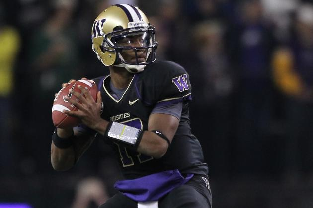 Washington Football 2012: Power Ranking the Schedule from Easiest to Toughest