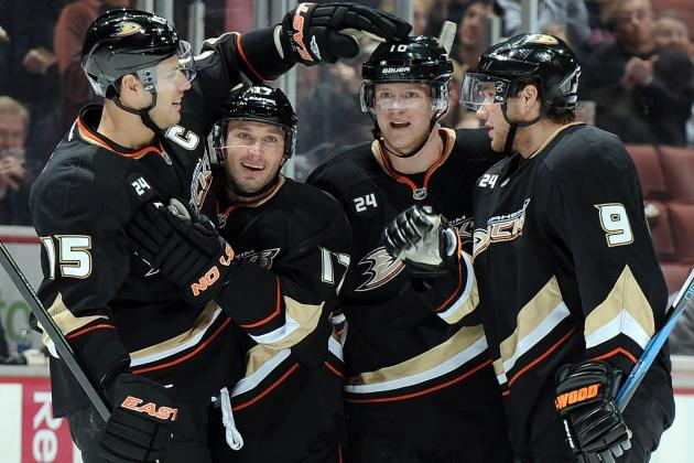 Anaheim Ducks: Possible Line Combinations If Bobby Ryan Stays