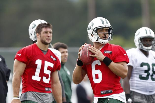 New York Jets: 5 Lessons to Take Away from Training Camp so Far