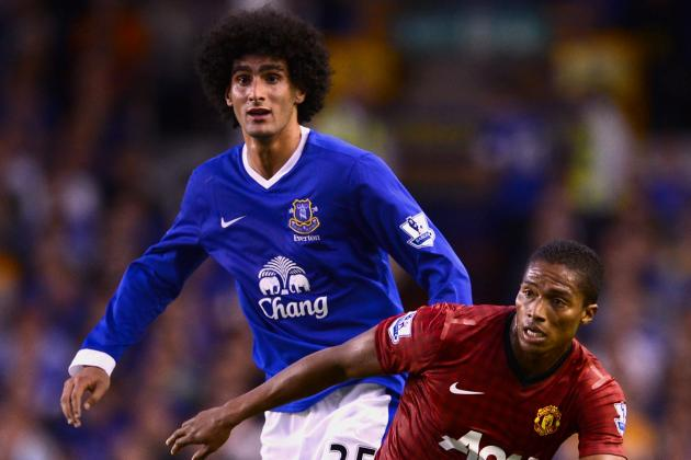 Everton vs. Manchester United: 6 Things We Learned About the Reds