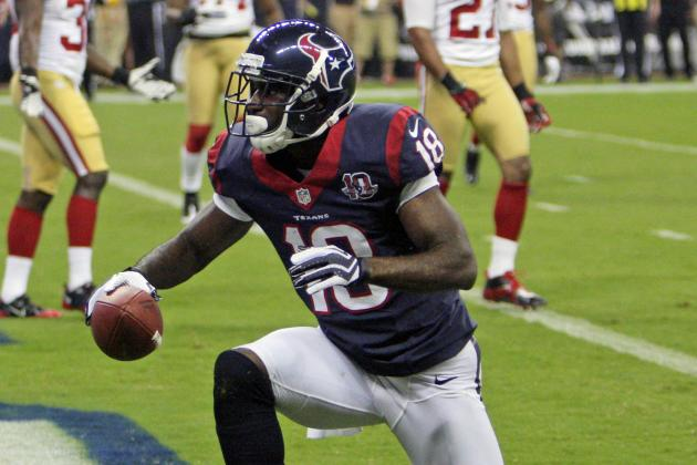 Houston Texans: 5 Reasons Preseason Game vs. Saints Should Matter to Fans