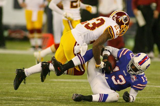 Washington Redskins: Projected Regular Season Lineup Entering Preseason Week 3