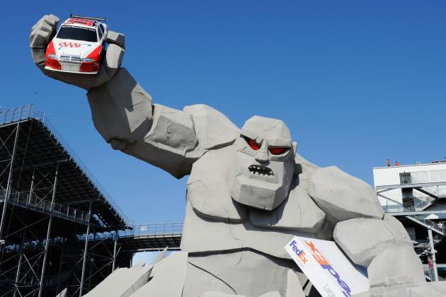 5 Remaining NASCAR Sprint Cup Tracks Where Anything Can Happen