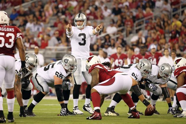 25 Things We Learned After the Raiders' 2 First Preseason Games