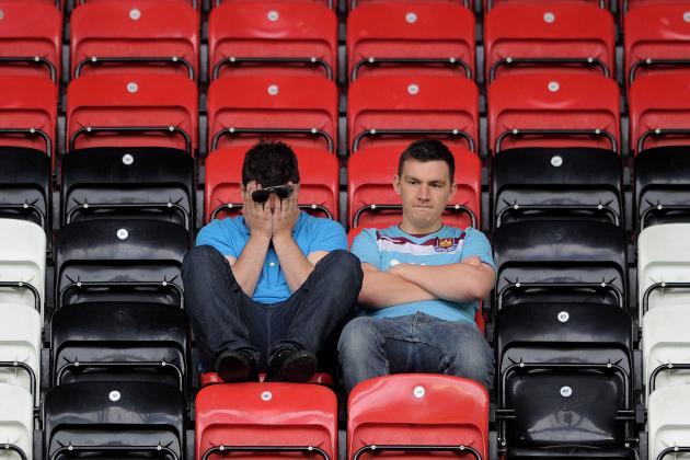 Relegation and Promotion Predictions, Barclays Premier League 2012-2013