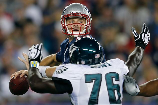 Eagles vs. Patriots: Philadelphia's Biggest Winners and Losers