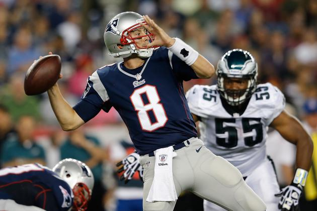 Eagles vs Patriots: New England's Biggest Winners & Losers from Preseason Week 2