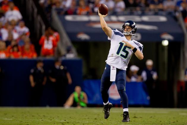Seattle Seahawks: Odds of Each Quarterback Winning the Starting Job