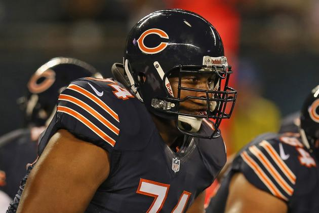 Chicago Bears: 5 Fringe Players Who Must Play Well vs. New York Giants