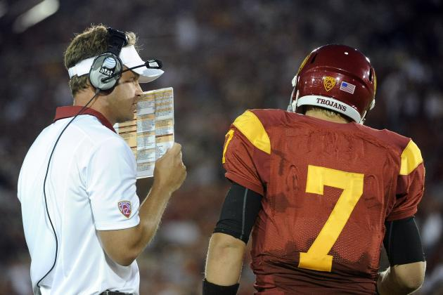 USC Football: Breaking Down the Trojans' Past History as Preseason No. 1