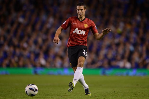 Manchester United vs. Fulham: Picking a Red Devils Starting 11 to Destroy Fulham