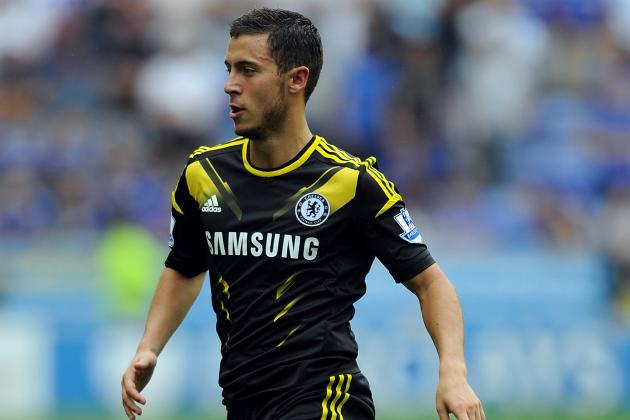 Chelsea vs. Reading: 4 Reasons Eden Hazard Will Again Be the Man to Watch