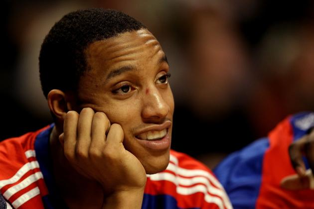 5 NBA Players Guaranteed a Breakout Season in 2012-2013