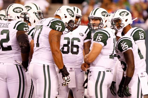 Projecting the New York Jets' Final 53-Man Roster After Preseason Week 2