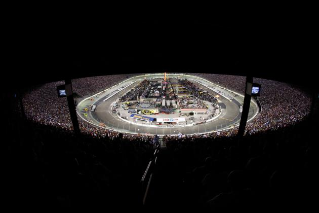 NASCAR: Hottest Topics at the Irwin Tools Night Race in Bristol