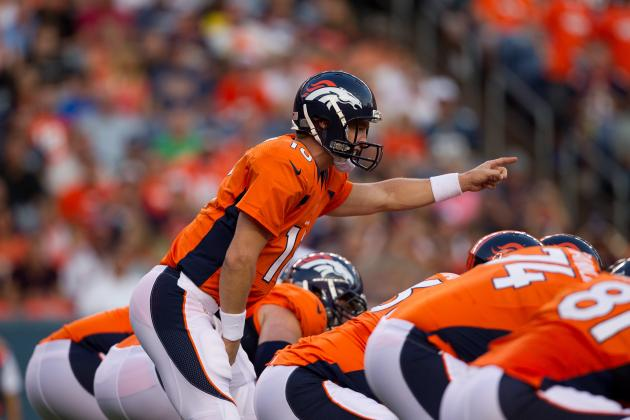Peyton Manning: 5 Games That Will Decide the Denver Broncos Star's Season