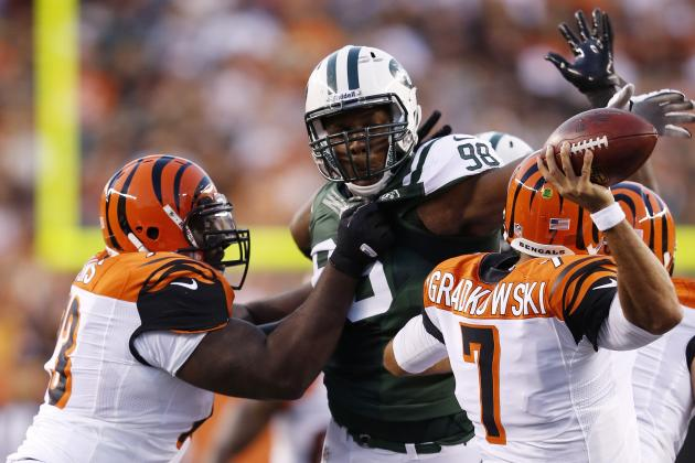 New York Jets: Which Newcomers Will Make Greatest Impacts in 2012?