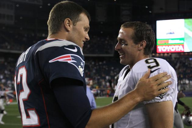 NFL: Previewing the Top Quarterback Matchups of the 2012 Season
