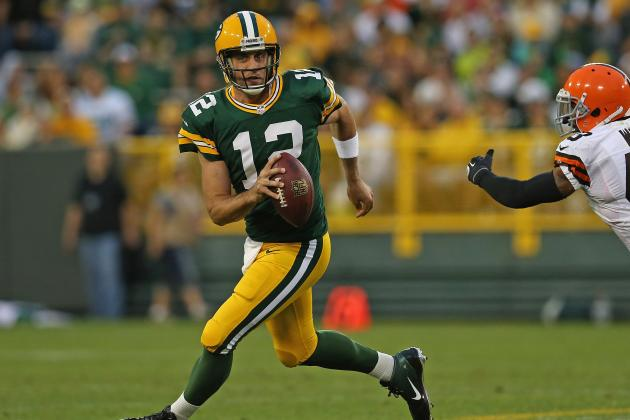 Fantasy Football 2012: Updated QB List for Your League