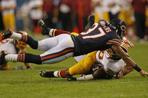 Chicago Bears:  5 Bears to Watch in Preseason Week 3