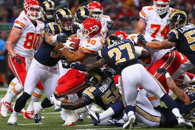 St. Louis Rams Preseason Analysis