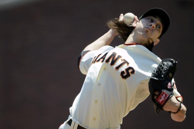 Tim Lincecum: 4 Possible Options the Giants Have with His Upcoming Free Agency