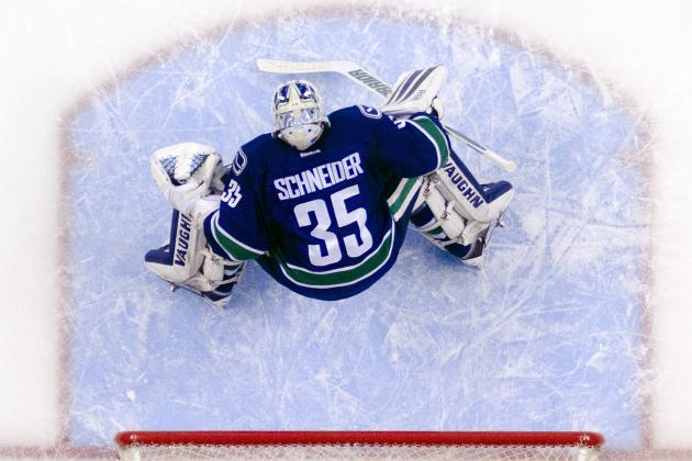 Vancouver Canucks: 5 Most Likely Goaltenders to Back Up Schneider Next Season
