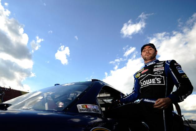 5 Reasons Jimmie Johnson Should Still Be the Sprint Cup Favorite