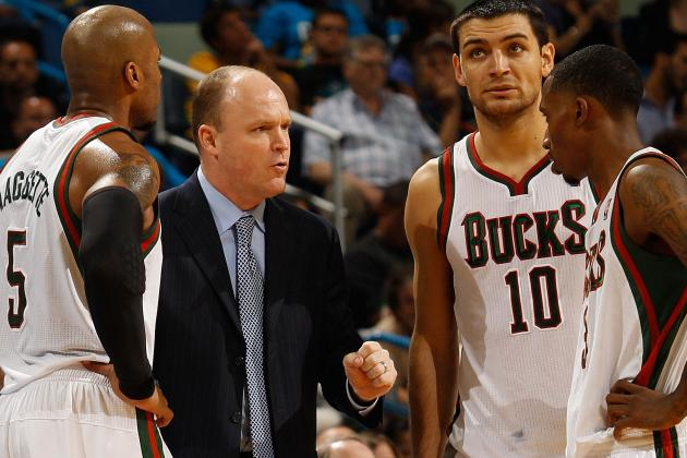 Predicting the Milwaukee Bucks' Rotation in 2012-13