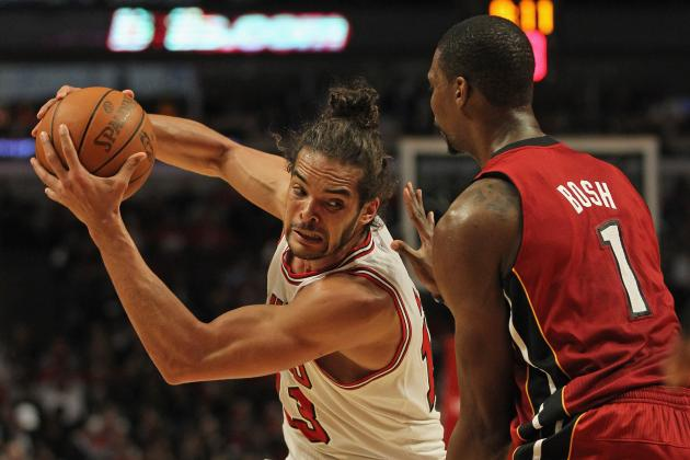 The 6 Most Pivotal Players for the Chicago Bulls in 2012-13
